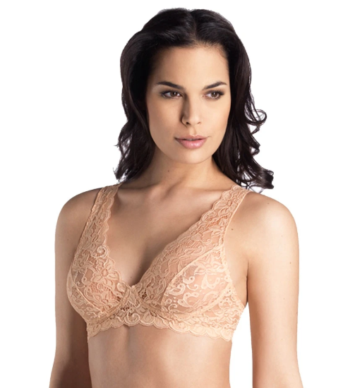 HANRO Lace Soft Cup Bra - MOMENTS