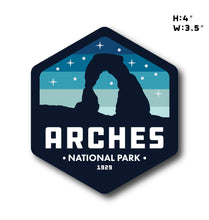 Load image into Gallery viewer, Arches National Park Sticker