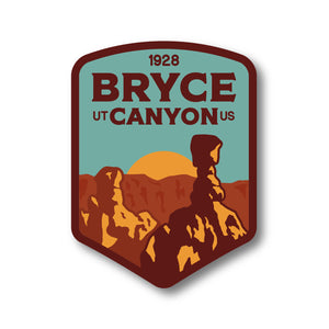 Bryce Canyon National Park Sticker