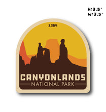 Load image into Gallery viewer, Canyonlands National Park Sticker