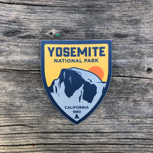 Load image into Gallery viewer, Yosemite Half Dome | National Park Sticker