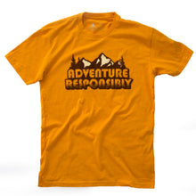 Load image into Gallery viewer, Retro Mountain Tee