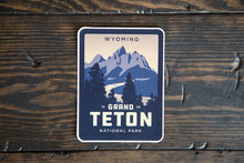 Load image into Gallery viewer, Grand Teton National Park Sticker