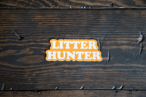 Litter Hunter!
