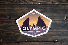 Load image into Gallery viewer, Olympic National Park Sticker