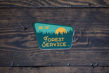 Load image into Gallery viewer, Be Of Forest Service Sticker