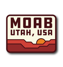 Load image into Gallery viewer, Moab, UT Sticker
