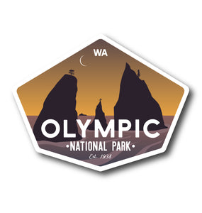 Olympic National Park Sticker