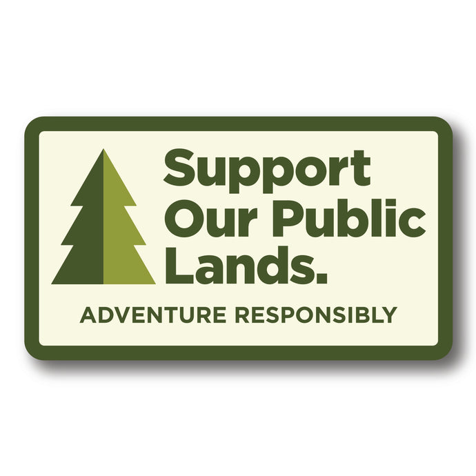 Support Our Public Lands