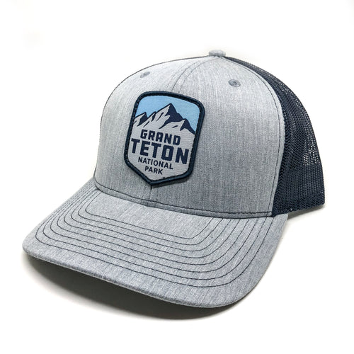 Grand Teton National Park Snapback Hat