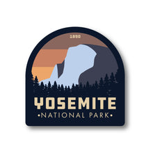 Load image into Gallery viewer, Yosemite National Park Sticker