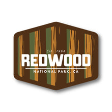 Load image into Gallery viewer, Redwood National Park Sticker