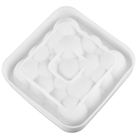 Silicone Bubble Cloud Cake Mould