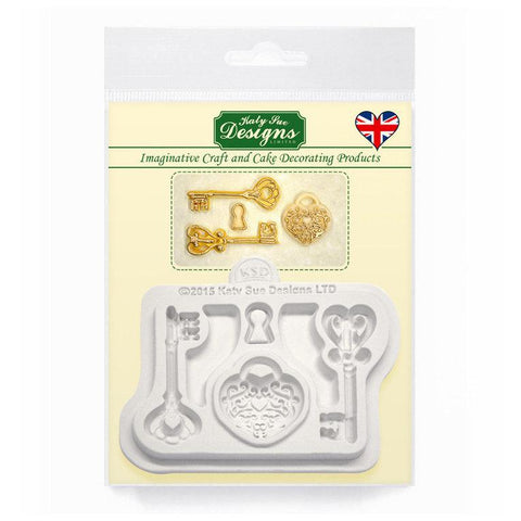 Keys & Locket Mould