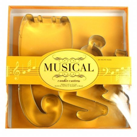 Musical Cutter Set