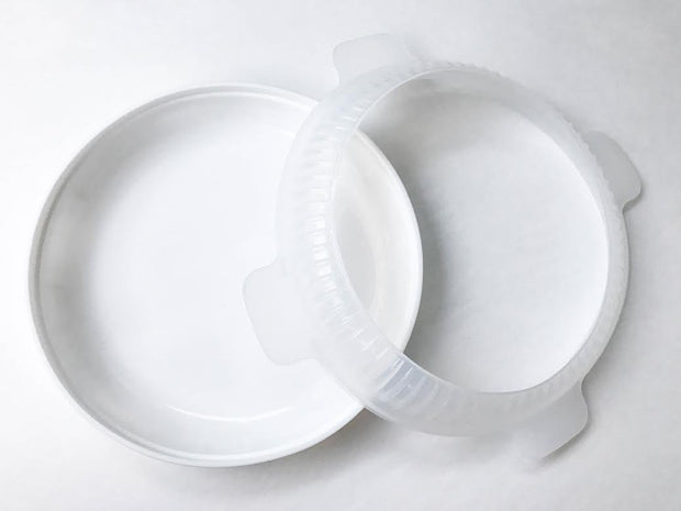Silicone Round Eclipse Mould