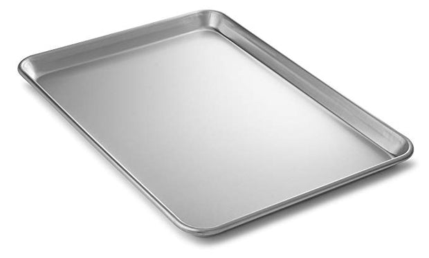 Crown Natural Aluminum Sheet Pan, 9''x13''