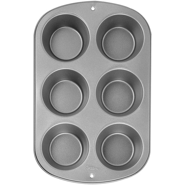 Regular Muffin Pan, 6 Cup