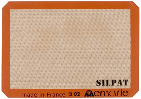 Silpat Half-Size Silicone Baking Mat