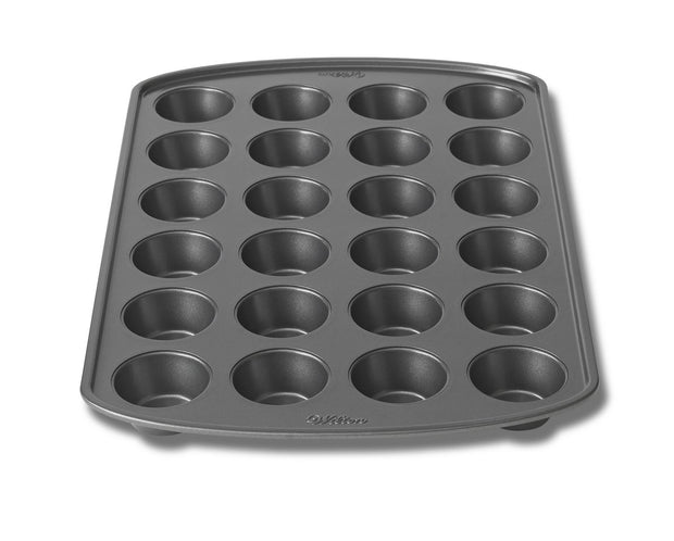 Mini Muffin Pan, 24 Cup