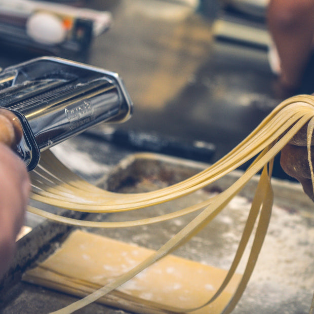 Learn to Make Pasta