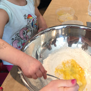 Pasta Making with Kids
