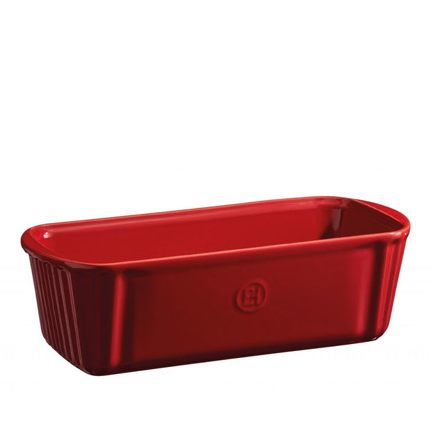 Emile Henry Loaf Pan, Grand Cru