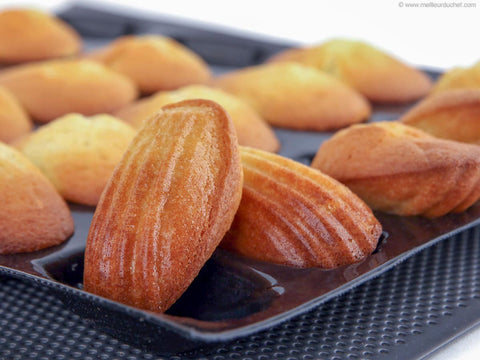 Madeleines with Kids