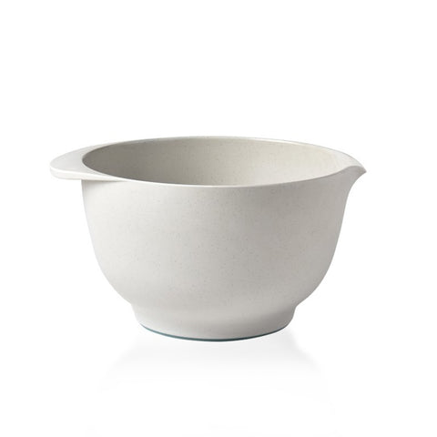 Margrethe Mixing Bowl, Pebble White