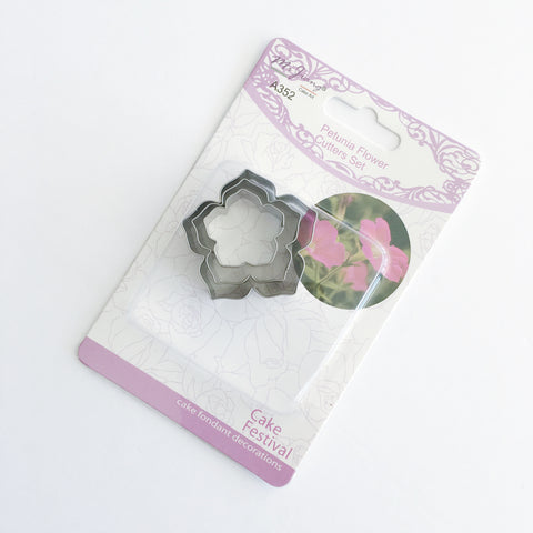 Petunia Cutter Set, 3pcs, MFA352