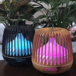 Ultrasonic Cool Mist Electric Aroma Diffuser | AD-Cage | Aromatherapy
