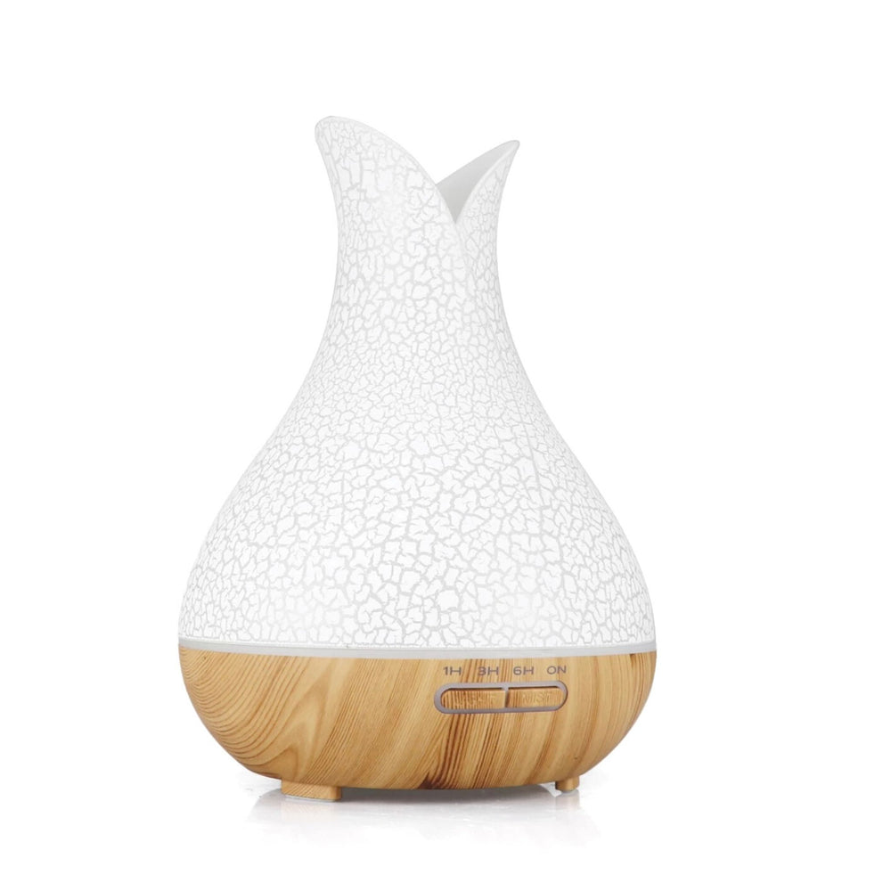 Ultrasonic Cool Mist Electric Aroma Diffuser | AD- Vase | Aromatherapy