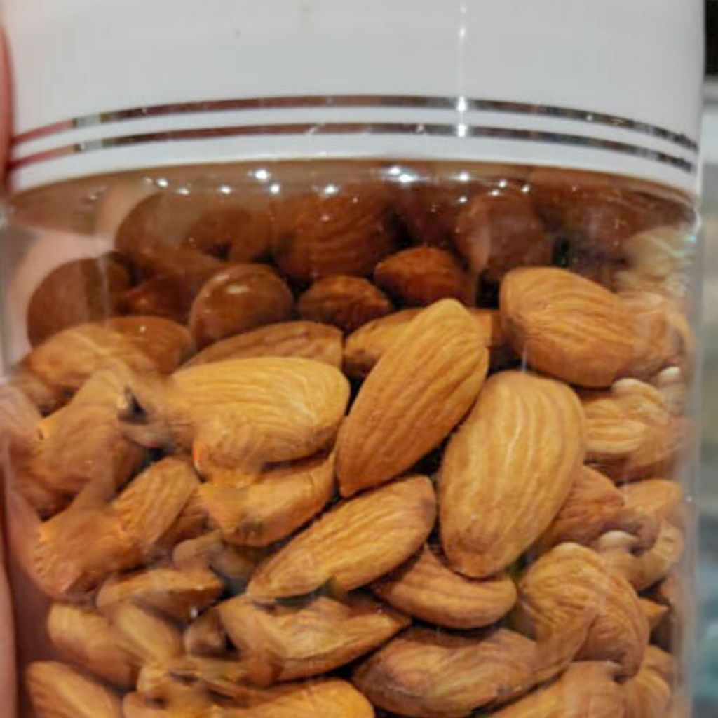 Premium Quality Almonds 250 GMS | Natural & Fresh Ayurmeans