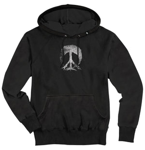 Gnarly - Vintage Tree Pullover Blk