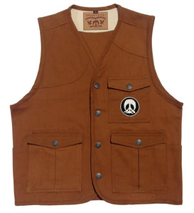 Gnarly - Canvas Vest