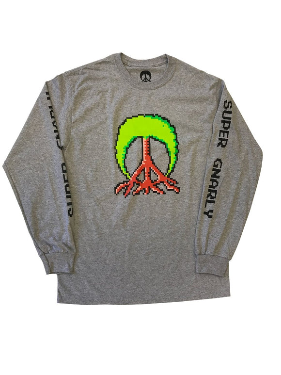 Gnarly - Mario Tree L/S