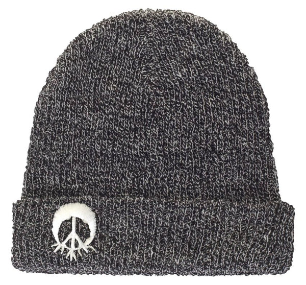 Gnarly - Burnout Beanie - Black