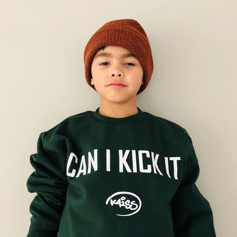CAN I KICK IT -KIDS-