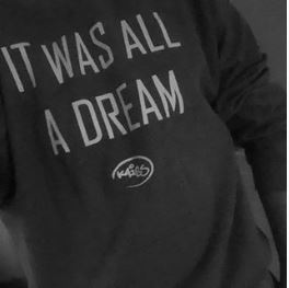 IT WAS ALL A DREAM -MEN-