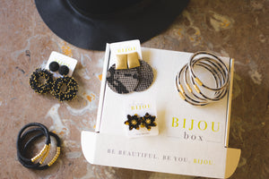 Quarterly Subscription: Bijou Box