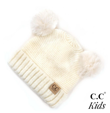 Kid Beanie (Solid Knit)