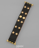 Star Stud Smartwatch Band