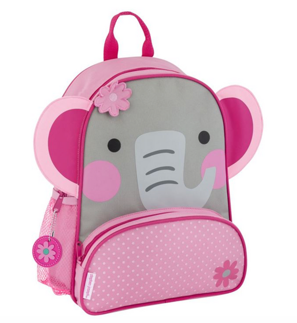 SIDEKICKS BACKPACK ELEPHANT