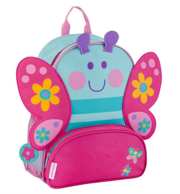 SIDEKICKS BACKPACK BUTTERFLY