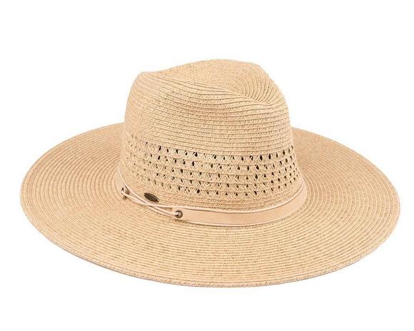 Straw Wide Brim (4