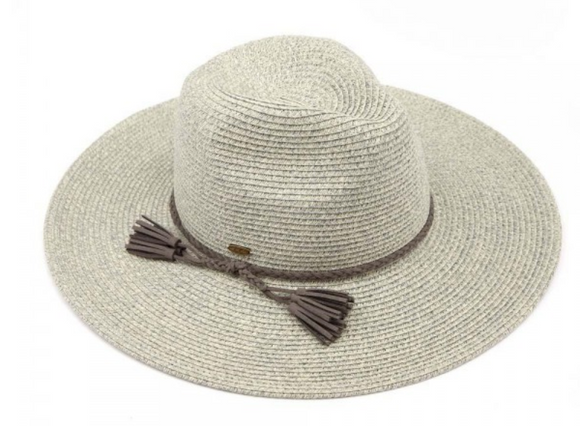 Paper Straw Wide Brim (4