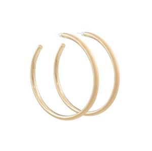 60mm Brass Hoops