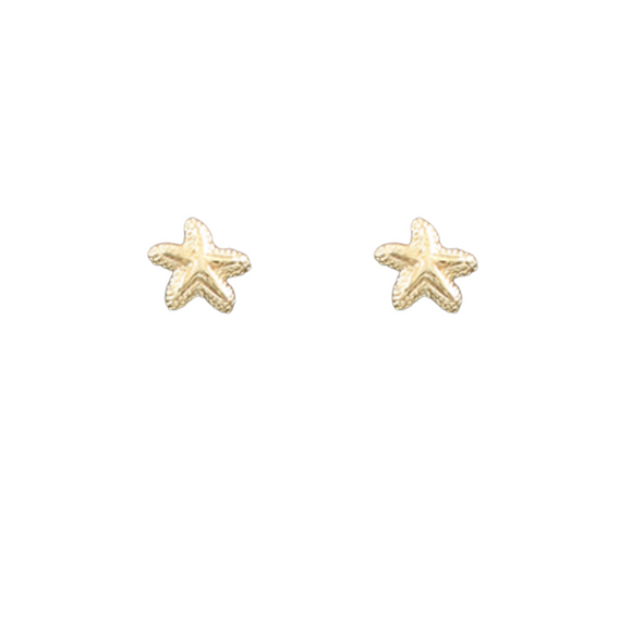 Mini Starfish Studs