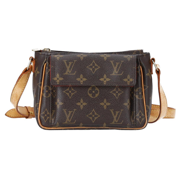 Louis Vuitton Monogram Viva Cite PM Shoulder Bag