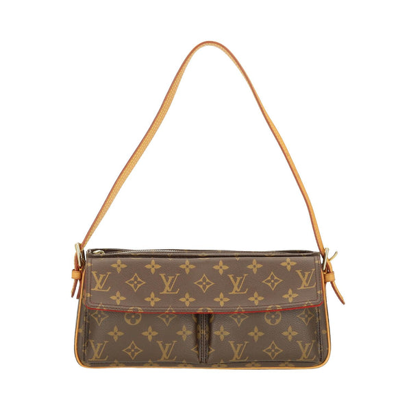 Louis Vuitton Monogram Viva Cite MM Shoulder Bag